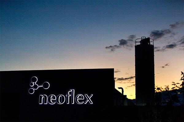 Fábrica de adhesivos Neoflex