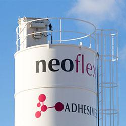 Planta de producción Neoflex